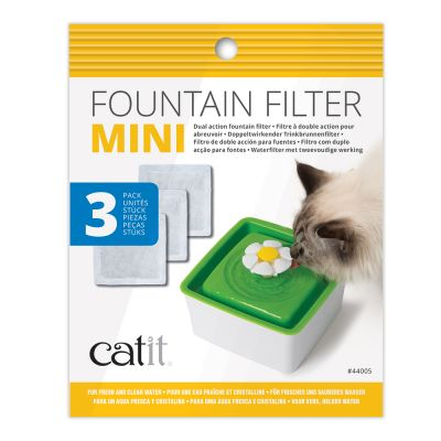 catit 2 0 flower fountain mini fontaine eau pour chat zooplus. Black Bedroom Furniture Sets. Home Design Ideas