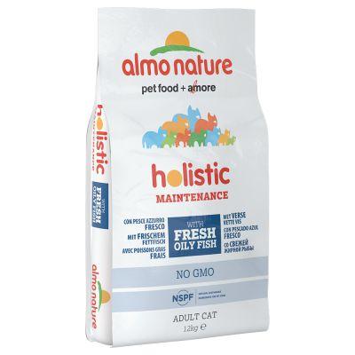 Almo Nature Holistic Oily Fish & Rice