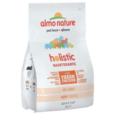 Almo Nature Holistic s piščancem & rižem