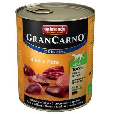 Animonda GranCarno Original Adult Saver Pack 24 x 800g