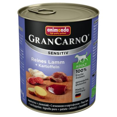 Animonda GranCarno Sensitive 6 x 800 g