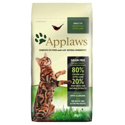 Applaws Adult Huhn mit Lamm