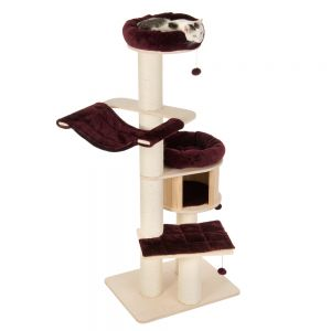 arbre a chat paradise. Black Bedroom Furniture Sets. Home Design Ideas