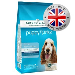 Arden Grange Puppy Junior Dry Dog Food