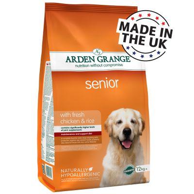 Arden Grange Dry Dog Food Ingredients