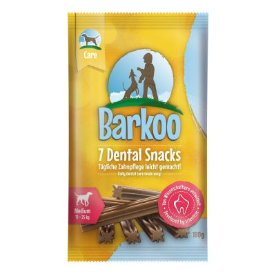 Barkoo Dental Snacks Friandises pour chien