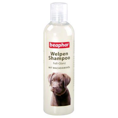 Beaphar шампунь для щенков/блеск шерсти