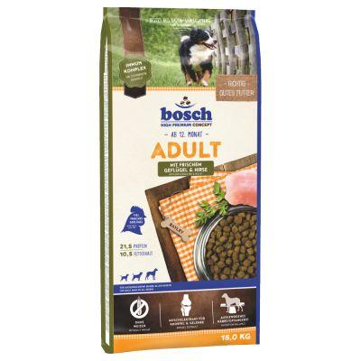 Bosch Adult Poultry & Millet, drób i proso