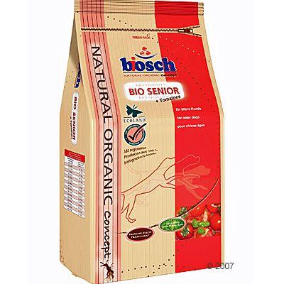 Bosch Bio Senior, kurczak