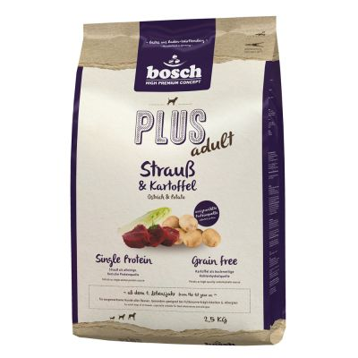 Bosch HPC Plus Ostrich & Potato