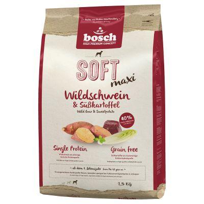 Bosch HPC Soft Maxi Dziczyzna i słodkie ziemniaki