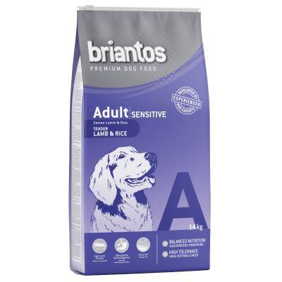 Briantos Trockenfutter 14 kg zum Sonderpreis