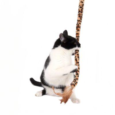 Caña de juguete Leo para gatos