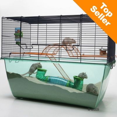 savic habitat xl cage pour rongeur zooplus. Black Bedroom Furniture Sets. Home Design Ideas