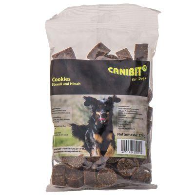 CANIBIT Strauß- und Hirsch Cookies