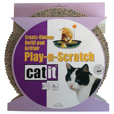 Catit Play-n-Scratch Cat Toy
