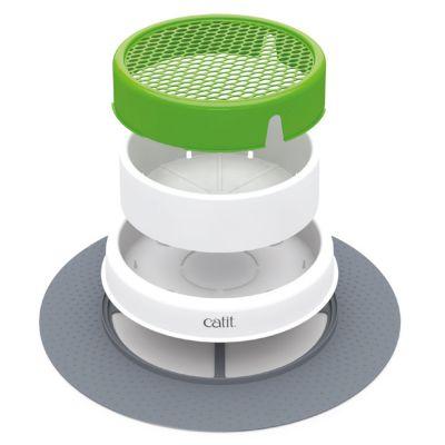 catit senses 2 0 cat grass kit per gatti zooplus. Black Bedroom Furniture Sets. Home Design Ideas