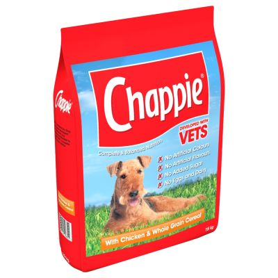 Is Chappie Good Dog Food