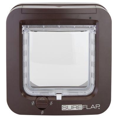 Chatière SureFlap avec lecteur de puces électroniques