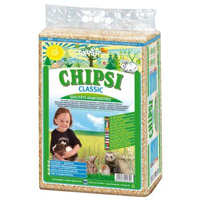 Chipsi Classic Heimtierstreu