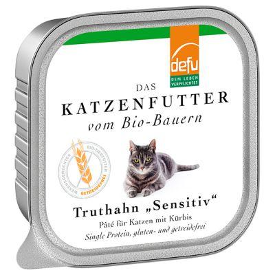 Defu Katze Pate Sensitive 16 x 100 g