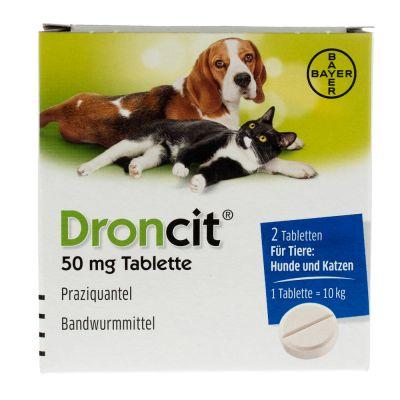 Droncit 50 mg Tablette