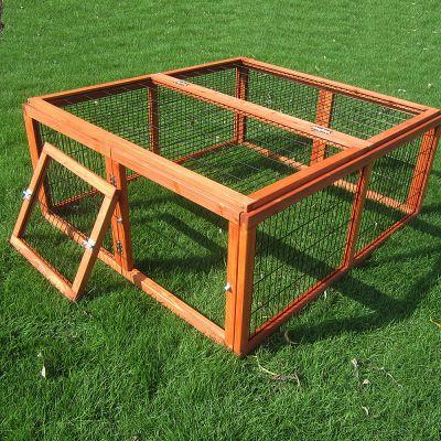 Enclos Outback Compact, carré, pour rongeur et lapin