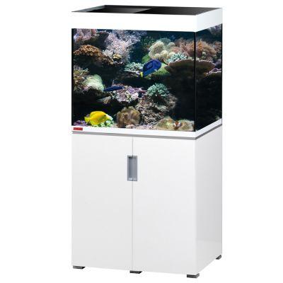 Eheim incpiria 200 marine ensemble aquarium sous meuble for Aquarium en solde