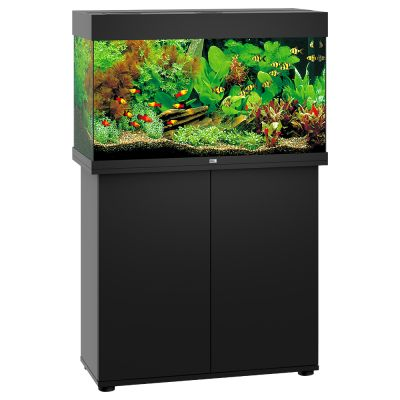 ensemble aquarium sous meuble juwel rio 125 prix avantageux chez zooplus. Black Bedroom Furniture Sets. Home Design Ideas
