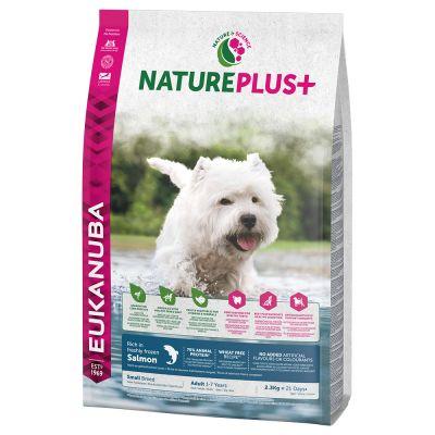 Eukanuba NaturePlus+ Adult Small Dog Zalm Hondenvoer