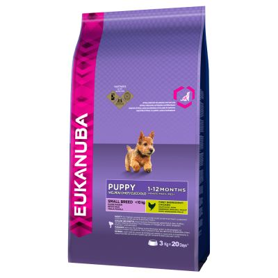 Eukanuba Puppy Small Breed Chicken
