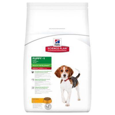 Extra voordeel: Grote zak Hill's Canine + 6 x 370 g Natvoer