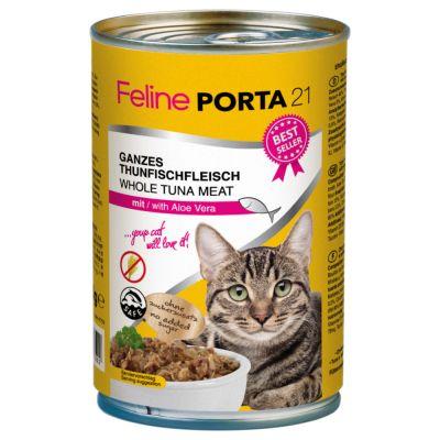Feline Porta 21, 6 x 400 g pour chat