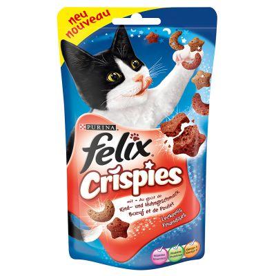 felix przysmaki dla kota tanio w zooplus felix crispies. Black Bedroom Furniture Sets. Home Design Ideas