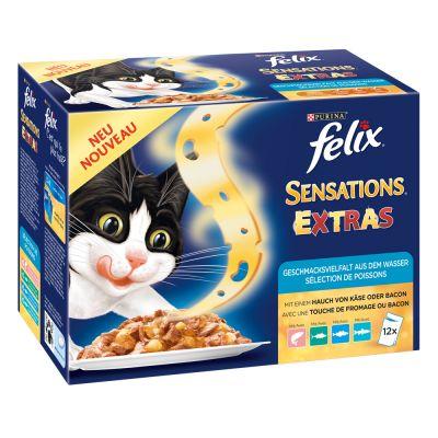 Felix Sensations Extra 48 x 100 g