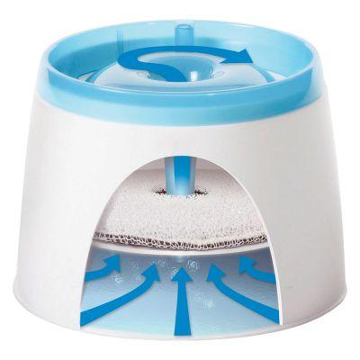 catit design fresh clear fontaine eau pour chat zooplus. Black Bedroom Furniture Sets. Home Design Ideas