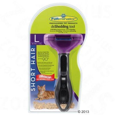 FURminator deShedding para gatos