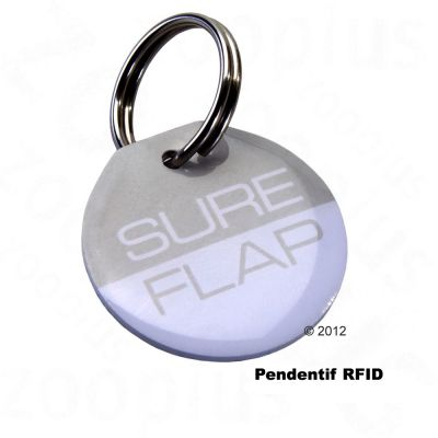 Gatera SureFlap con microchip