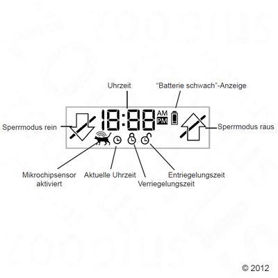 Gattaiola SureFlap Microchip