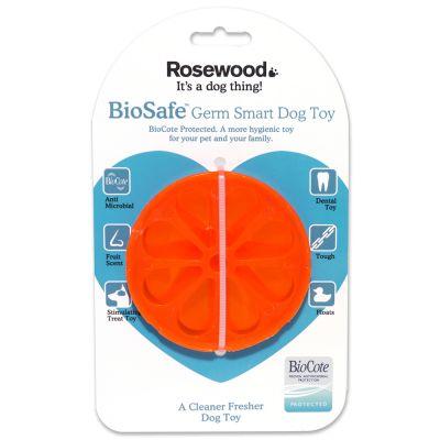 Gioco per cani Rosewood Biosafe Arancia