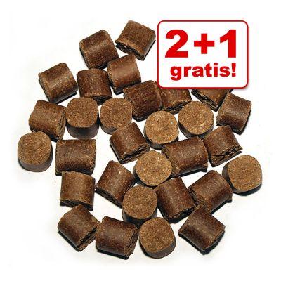 2 + 1 gratis! 3 x 275 g CANIBIT - cookies struzzo e cervo