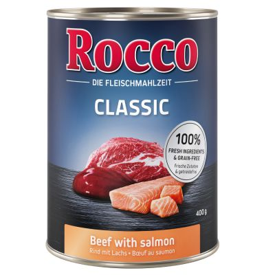 5 + 1 gratis! 6 x 400 g Rocco