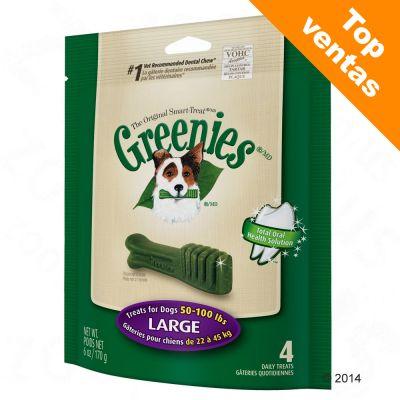 Greenies snacks para el cuidado dental