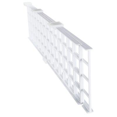 trixie grille de protection pour fen tre haut bas extractible zooplus. Black Bedroom Furniture Sets. Home Design Ideas