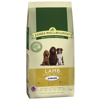 Großgebinde James Wellbeloved + 70 g Dokas Kausnack gratis!