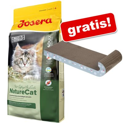 Großgebinde Josera + Kratzmöbel Schlitten gratis