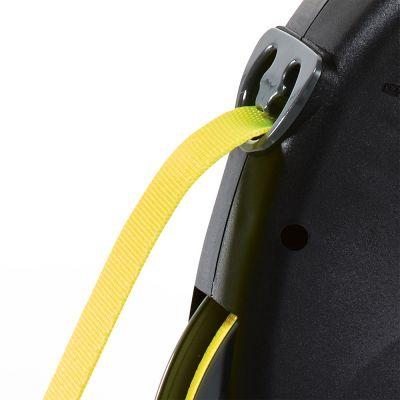 Guinzaglio avvolgibile a fettuccia flexi GIANT M - 8 m