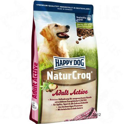 Happy Dog NaturCroq Active Hondenvoer