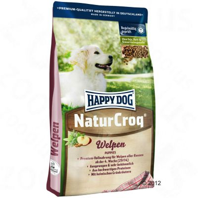 Happy Dog Natur Croq Review