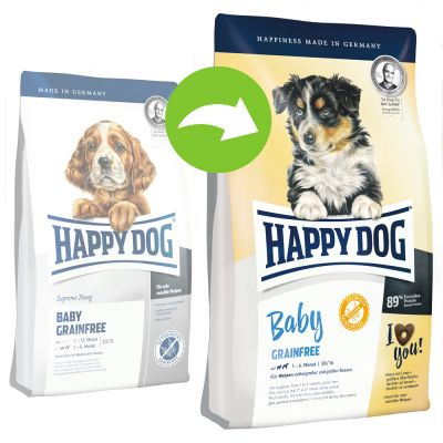 happy dog supreme baby grain free at zooplus. Black Bedroom Furniture Sets. Home Design Ideas